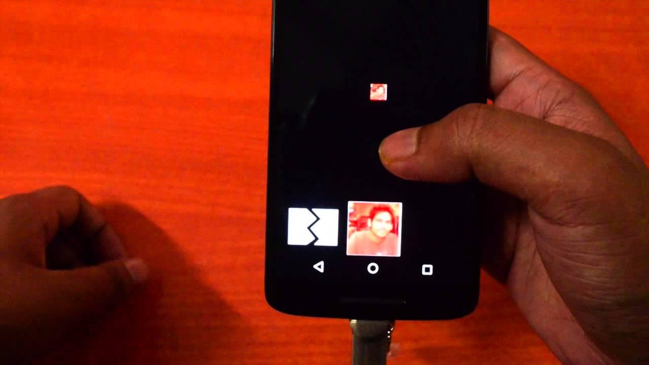 Motorola Moto X Play USB OTG Support