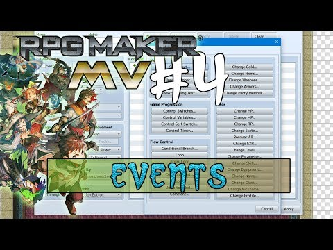 RPG Maker MV Video Tutorial series by ChigooX - Tutorials