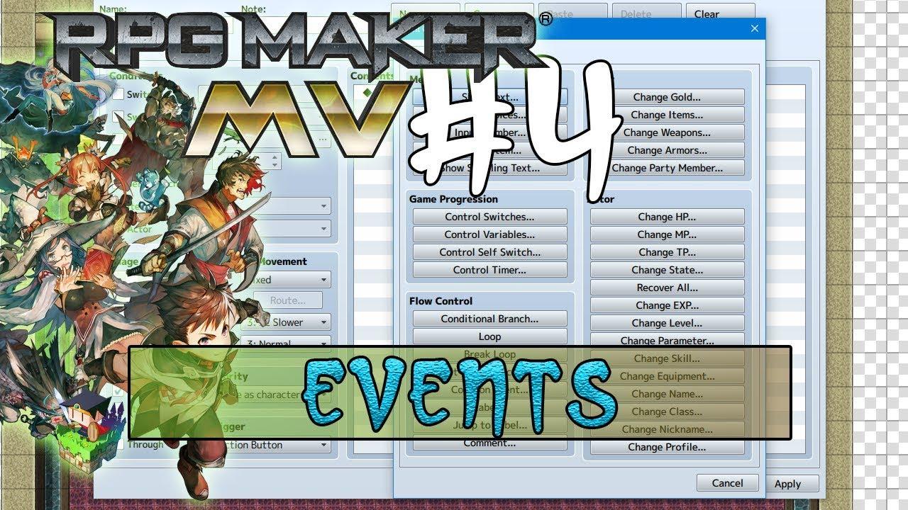 RPG Maker MV Video Tutorial series by ChigooX - Tutorials - RPG