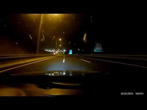 BMW E34 istanbul izmir otobanı Osman Gazi köprüsü