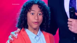 Diego Alejandro cantó Hoy ya me voy de Kany García – LVK Col – Rescates – Cap 40 – T2