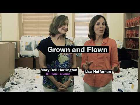 Grown & Flown Donates Dorm Supplies to UT Austin Freshmen