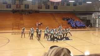 hype dance sun dancers feb 2014
