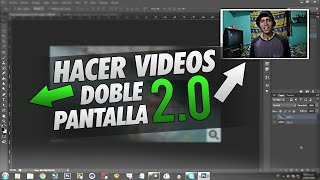 COMO HACER UN VIDEO 2.0 (Doble pantalla) | Tutorial Vegas Pro | Tomy Style
