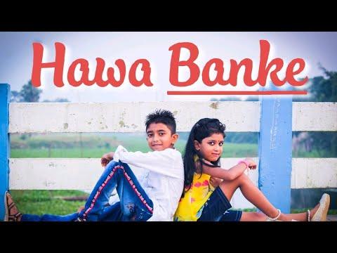 Download Hawa Banke   Darshan Raval  Romantic Crush Love Story  New Hindi Song 2019  HB CREATION