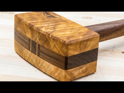 Making a Mallet With Extra Weight