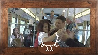 voXXclub - Donnawedda in der U-Bahn zum Oktoberfest! Best train party ever!