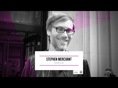 Stephen Merchant | Cambridge Union