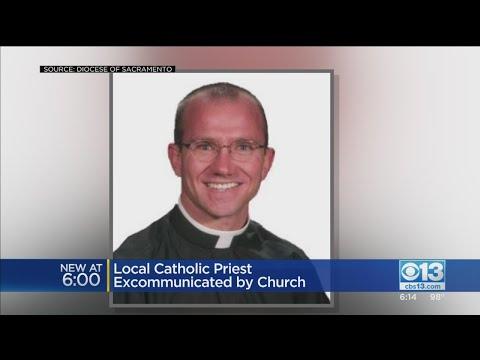 Suspended Sacramento Priest Excommunicated From Roman Catholic Church