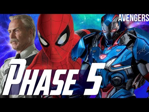 Norman Osborn & The Thunderbolts Villains of Phase 5 - Spider-Man & The New Avengers