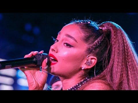 Ariana Grande WORRIES Fans With Series Of Emotional Tweets