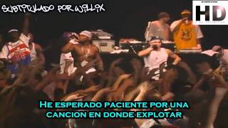 "50 Cent & Eminem - ""Patiently Waiting"" Concierto en VIVO (live)  Subtitulado Español  FULL HD"