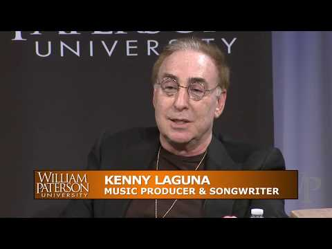 Music Management Seminar featuring Kenny Laguna, Music Producer, Songwriter and Musician