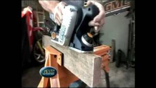 Blokes World - Show Me Your Tool - Planer
