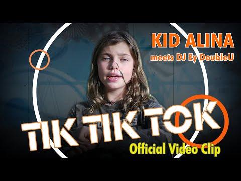 Tik Tik Tok Rhythm Of The Clock Official Video Clip Kid Alina Meets Dj Ey Doubleu Youtube