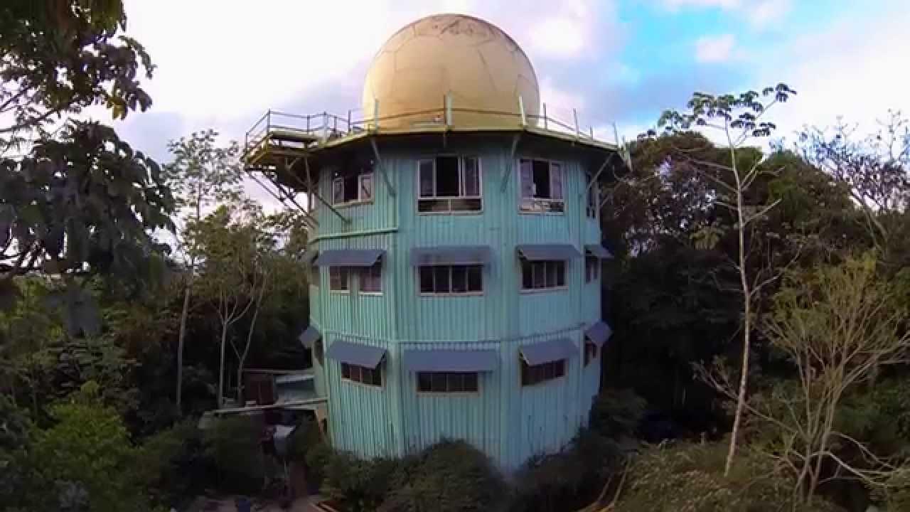 & Canopy Tower Panama - YouTube