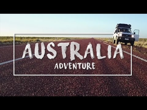 Australia Road Trip – From Melbourne to Darwin