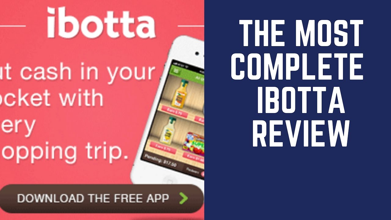 Complete Ibotta review| Is Ibotta for real and how does it work? - YouTube