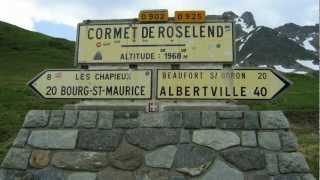 Route des Grandes Alpes mit BMW R1200GS Adventure