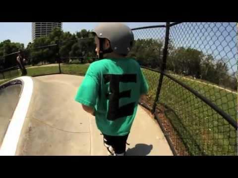 Evan Doherty, Age 8, 540 at Penn Valley Skatepark