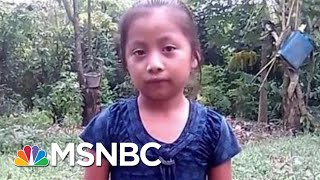 7-Year-Old Migrant Girl Dies In CBP Custody | All In | MSNBC