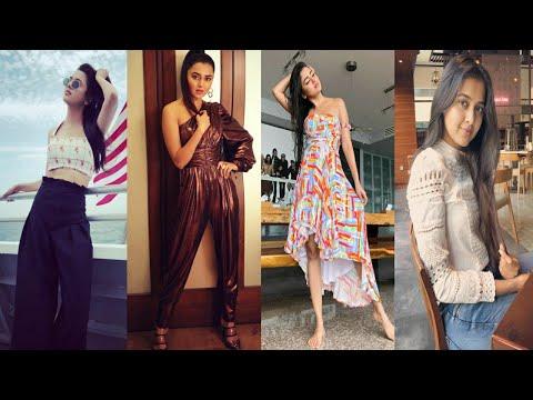 Tejasswi Prakash Photos // Instagram Photos// Stylish Lookbook// Fashion Fever