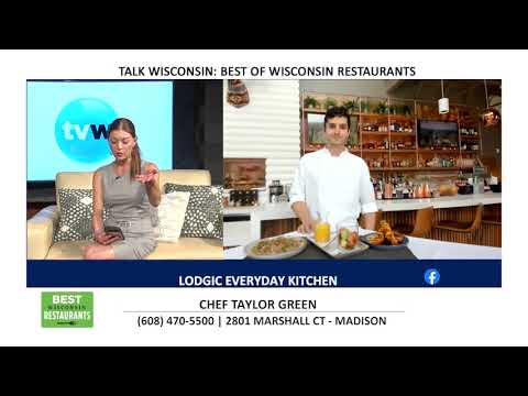 Tvw Talk Wisconsin Lodgic Everyday Kitchen 7 28 20 Youtube