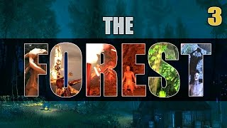 The Forest: Survival Horror | Meaty vs.Cannibals Ep.3