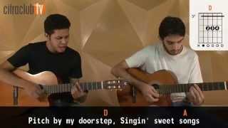 Three Little Birds - Bob Marley (aula de violão completa)