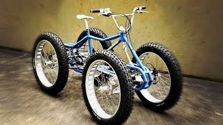 Top 5 Bike Inventions You Must Have ( 2 Wheel Drive Bike! )