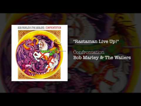 """Rastaman Live Up!"" - Bob Marley & The Wailers 