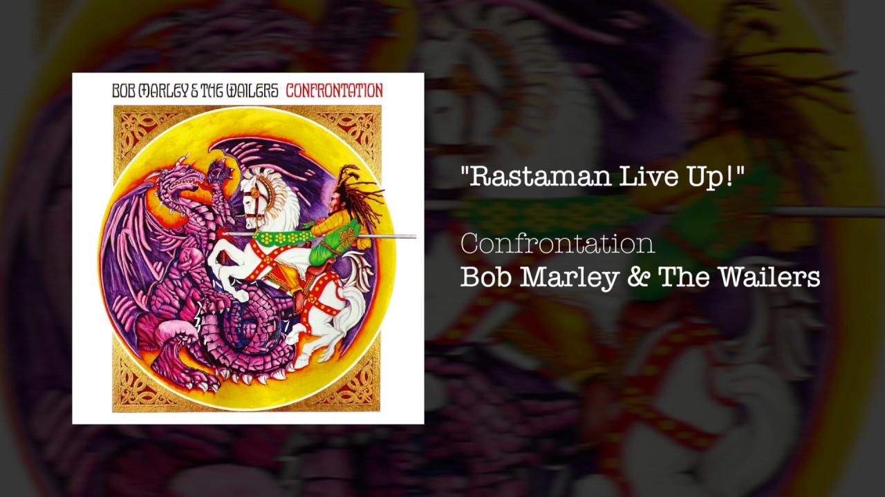 rastaman live up