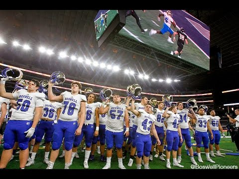 Boswell falls to Aledo in state quarterfinal