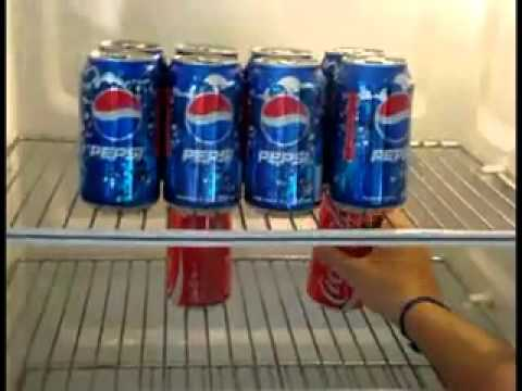 Quảng Cáo Coca Cola vs Pepsi