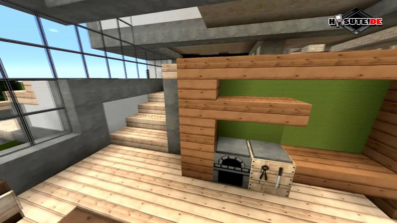 Modern Architecture Minecraft minecraft - modern architecture / modern house - youtube