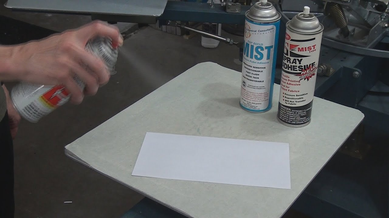 Screen Printer S Trick Make Cheap Diy Paper Stickers