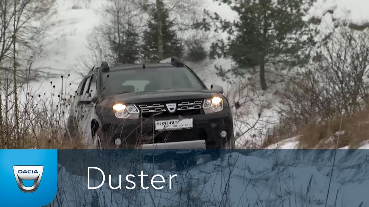 dacia duster 4x4 off road youtube. Black Bedroom Furniture Sets. Home Design Ideas