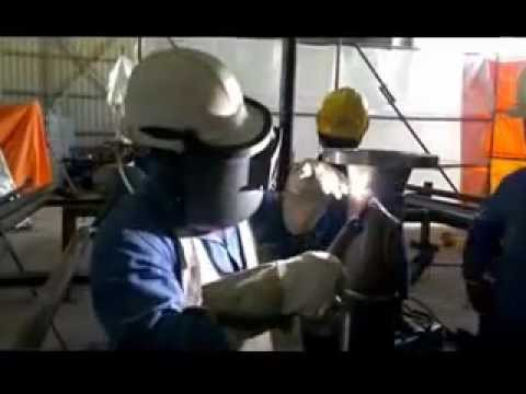 My Welding Performance video in Musandam Gas Plant Project, in oman