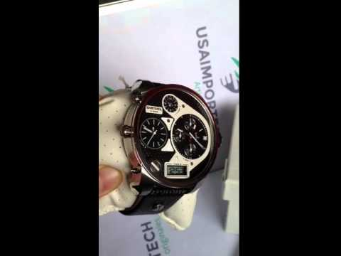 686712cba588 Reloj Diesel DZ7125 Nuevo Original - YouTube