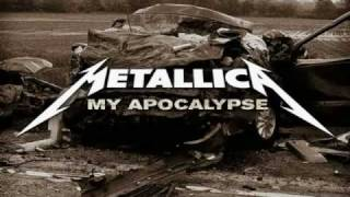 Metallica - My Apocalypse 10% faster (with James