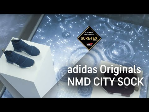 4c9426777 adidas Originals NMD City Sock 1 featuring GORE-TEX technology - Exclusive  for Sneakersnstuff