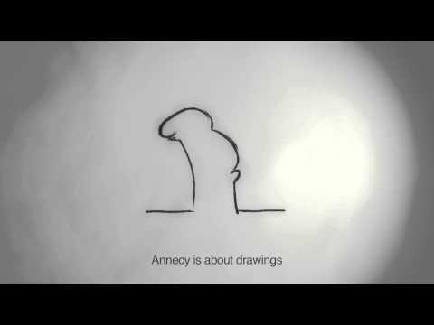 Une petite histoire du Festival International du Film d'Animation d'Annecy