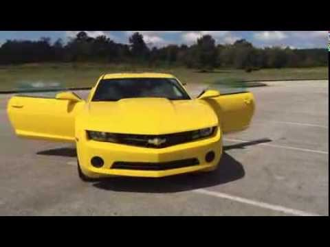 2013 chevrolet camaro 2ls automatic review youtube. Black Bedroom Furniture Sets. Home Design Ideas