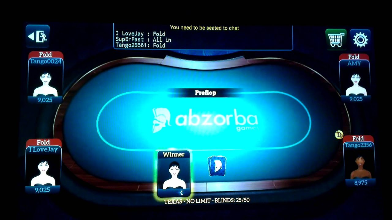Live poker 4 you