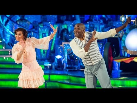 Patrick Robinson & Anya Charleston to 'Chitty Chitty Bang Bang' - Strictly Come Dancing - BBC