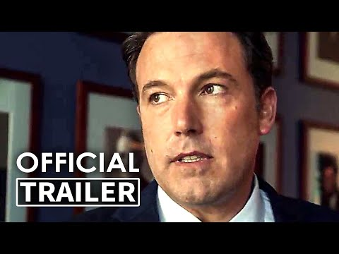 THE LAST THING HE WANTED Trailer (2020) Anne Hathaway, Ben Affleck, Willem Dafoe