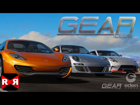 Gear.Club (By Eden Games Mobile) - iOS / Android - Gameplay Video
