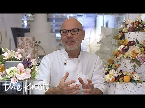 Wedding Cake Trends For 2018 With Ron Ben-Israel