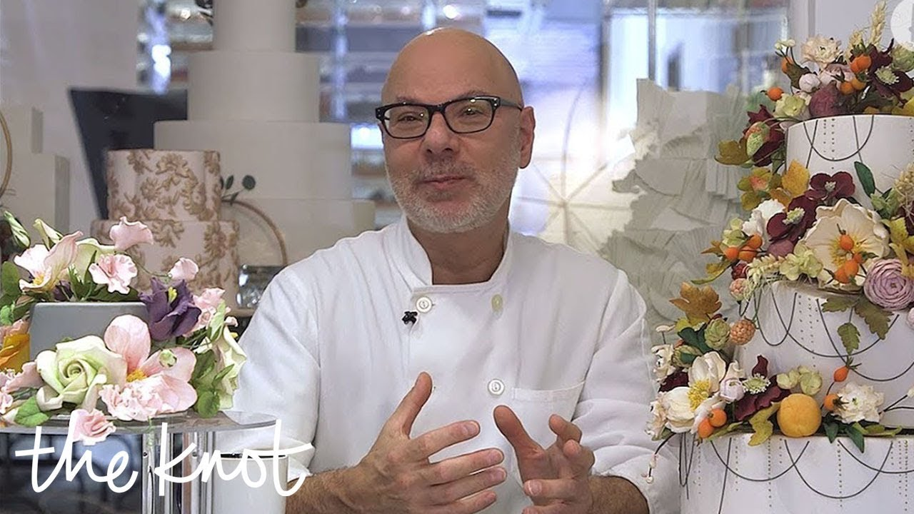 2018 Wedding Cake Trends with Ron Ben-Israel