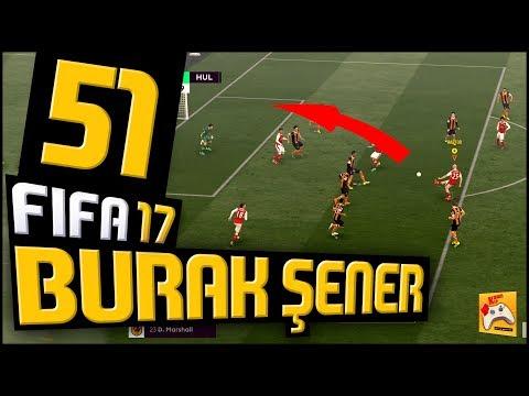 #51 FUTBOL 90 DAKİKADIR! 🌞 FIFA 17 OYUNCU KARİYERİ TÜRKÇE